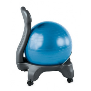 The Gaiam Original Balance Chair  sc 1 st  Modeets & Best Yoga Exercise Ball Chair Reviews   Modeets©