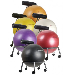 Balance Exercise Ball Chairs Physical Therapy Equipment Supplies